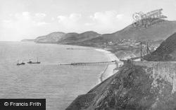 Penmaenmawr, From West c.1931
