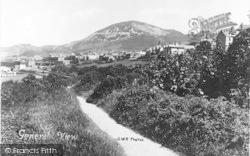 Penmaenmawr, General View c.1932