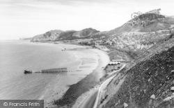 Penmaenmawr, General View c.1960
