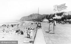 Penmaenmawr, Seafront c.1930