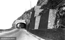 The Cliff Road 1948, Penmaenmawr