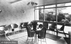 Penmaenmawr, The Sun Lounge, Bryn Hedd C.E Holiday Home c.1960