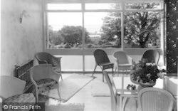 Penmaenmawr, The Sun Lounge, Bryn Hedd c.1960