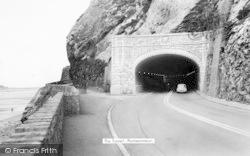 Penmaenmawr, The Tunnel c.1960