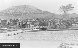View From The Beach c.1948, Penmaenmawr