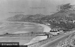 Penmaenmawr, View From The South c.1948