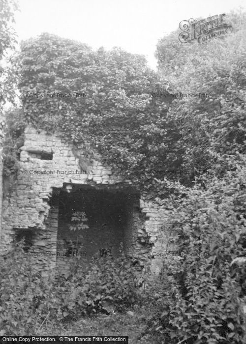 Photo of Penmark, The Castle 1953