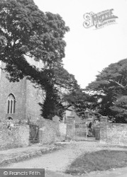 Penmark, The Church 1936
