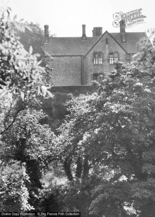 Photo of Penmark, The Vicarage 1937