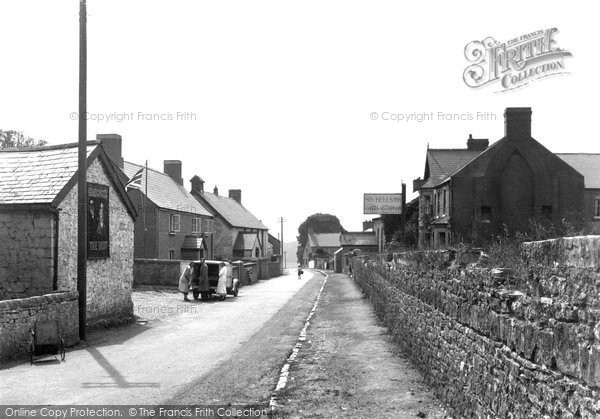 Photo of Penmark, The Village 1937