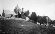 Penmon, Church 1890