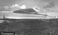 Penmon, Puffin Island 1890