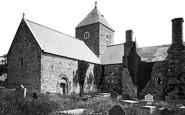 Penmon, The Church 1890
