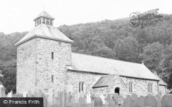 Pennant Melangell, St Melangell's Church c.1955