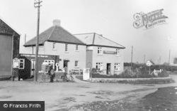 Pennard, Pennard Cafe 1937