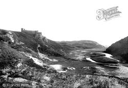 Pennard, The Castle 1893