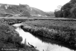 Pennard, The Castle 1910