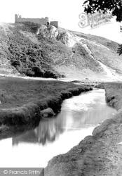 Pennard, The Castle 1937