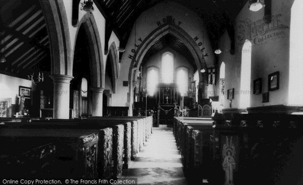 Penponds, Holy Trinity Church c1960