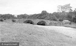 Penpont, Nith Bridge c.1955