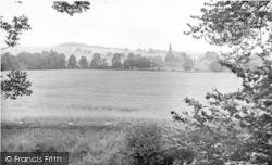 View Of The Church c.1955, Penpont
