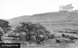 Penrhiwceiber, Bryn Tirion And Matthewstown c.1965
