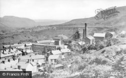 Penrhiwceiber, The Colliery c.1955
