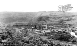 Penrhiwceiber, The Colliery c.1960