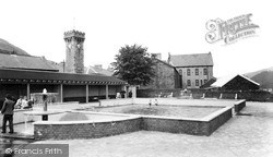 Penrhiwceiber, The Swimming Pool c.1960