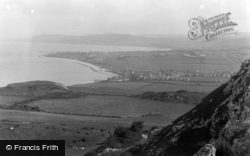 Penrhyn Bay, And Rhos On Sea c.1939