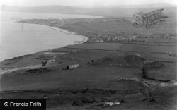 Penrhyn Bay, From Little Orme c.1939