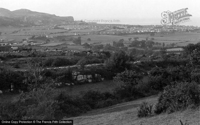 Photo of Penrhyn Bay, From Pydew c.1939