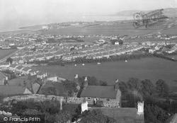 Penrhyn Bay, From West c.1939