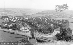 Penrhyn Bay, General View 1955