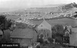 Penrhyn Bay, General View c.1939