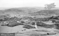 Penrhyn Bay, General View c.1939