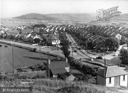 Penrhyn Bay, General View c.1955