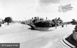 Penrhyn Bay, Glan-Y-Mor And Penrhyn Isaf Roads c.1960