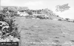 Penrhyn Bay, Little Orme c.1955