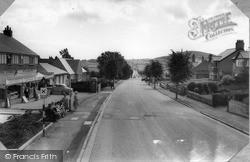Penrhyn Bay, Llandudno Road 1960