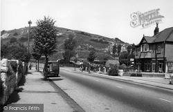 Penrhyn Bay, Llandudno Road c.1955