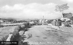Penrhyn Bay, Llanrhos Road c.1960