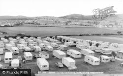 Penrhyn Bay, Penrhyn Hall Caravan Parks c.1965