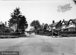 Penrhyn Bay, Penrhyn Isaf Road c.1955