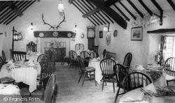 Penrhyn Bay, Penrhyn Old Hall Country Club, The Restaurant c.1965
