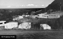 Penrhyn Bay, Penrhyn Point Caravan Park c.1965