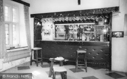 Penrhyn Bay, The Bar, Penrhyn Old Hall c.1965