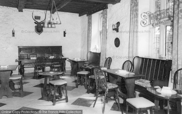 Photo of Penrhyn Bay, The Baronial Hall, Penrhyn Old Hall c.1965