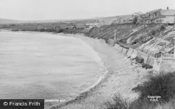 Penrhyn Bay, The Beach c.1939