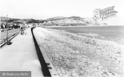 Penrhyn Bay, The Promenade 1960